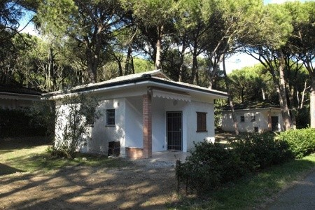 Bungalovy Boscoverde - Itálie - bungalovy