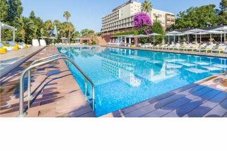 Gran Hotel Monterrey - letecky z budapešti