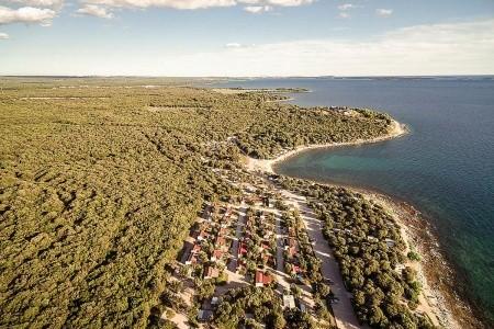 Camping Mon Perin - Bale Bez stravy