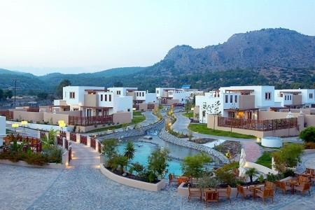 Hotel Lindian Village, Řecko, Rhodos