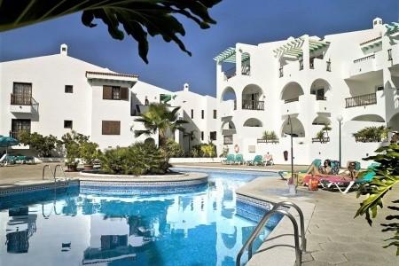 Hotel Blue Sea Callao Garden, Kanárské ostrovy, Tenerife