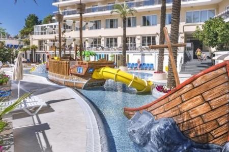 Hotel Oasis Park Splash - autem