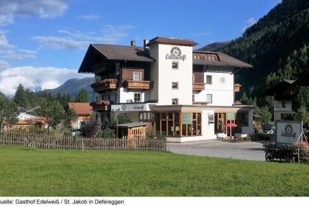Gasthof Edelweiß - Last Minute a dovolená