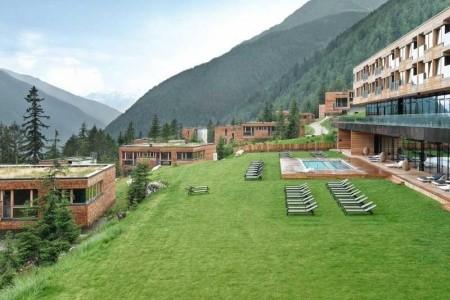 Gradonna Mountain Resort Châlets ****Sup. - Matrei / Kals  - Rakousko