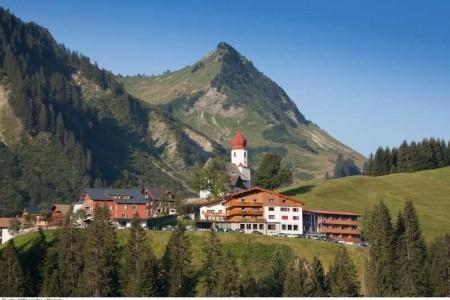 Alpenhotel Mittagspitze - luxusní hotely