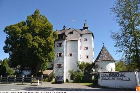 Chalet Schloss Münichau Polopenze