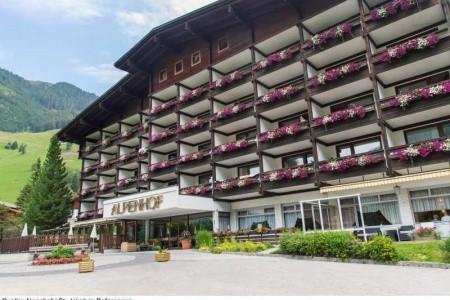 Hotel Alpenhof - luxusní ubytování