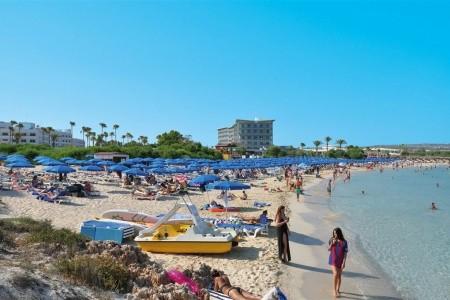 Dome Beach - v září