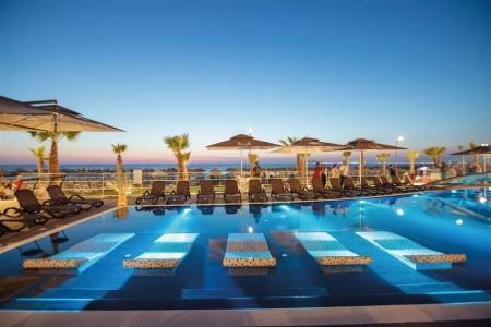 Gloria Palace - luxusní dovolená
