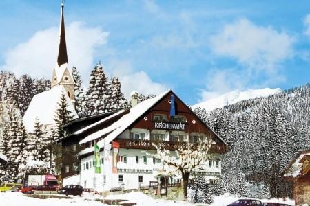 Gasthof Kirchenwirt Gosau, Rakousko, Dachstein West