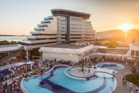 Hotel Olympia Sky: Rekreační Pobyt 7 Nocí - Slevy