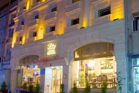 Hotel Tilia - v listopadu
