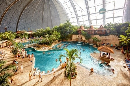 Tropical Islands - Krausnick-Grosss Wasserburg, Německo, Berlín