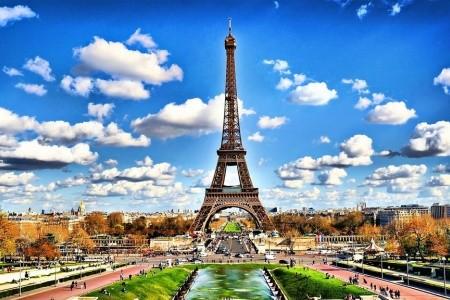 Šarmantní Paříž, Versailles - poznávací zájezdy