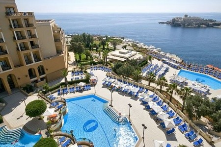Corinthia Marina Hotel, St. Julian´s, Malta - pobytové zájezdy