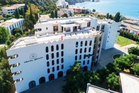 Pearl Beach Resort 50+ - podzimní dovolená