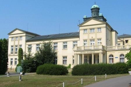 Hotel Zámeček, Česká republika, Střední Čechy