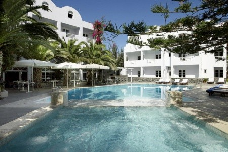 Afroditi Venus Beach Hotel A Spa, Řecko, Santorini