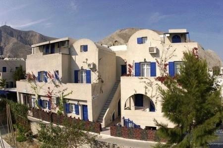 Porto Perissa Hotel, Řecko, Santorini