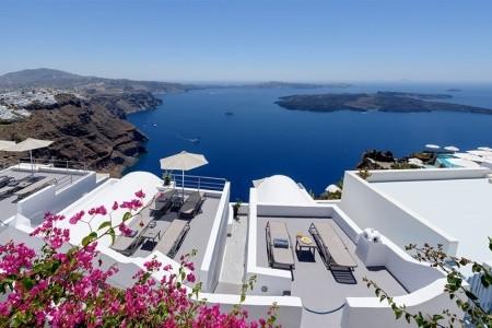 Krokos Villas Hotel, Řecko, Santorini