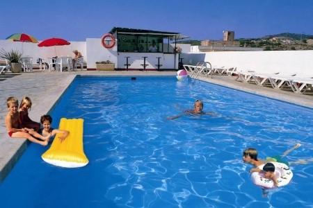 Hotel Continental - Španělsko se snídaní v září