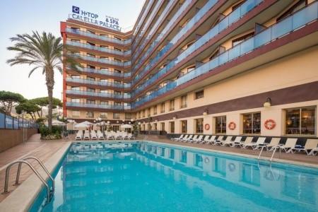 Hotel Htop Calella Palace - letecky