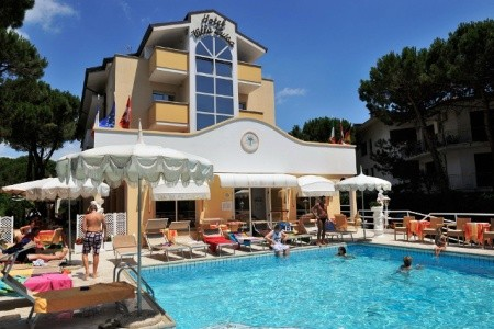 Hotel Villa Luisa - polopenze