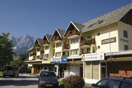 Apartmány Vitranc - hotel