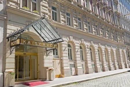 Hotel Kaiserhof Wien - snídaně