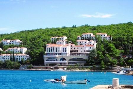 Turist. Stredisko Uvala Scott - Hotelové Izby, Chorvatsko, Kvarner