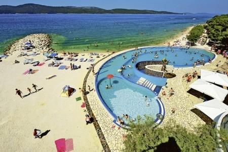 Camping Beach Resort Solaris (Adria More) - na pláži