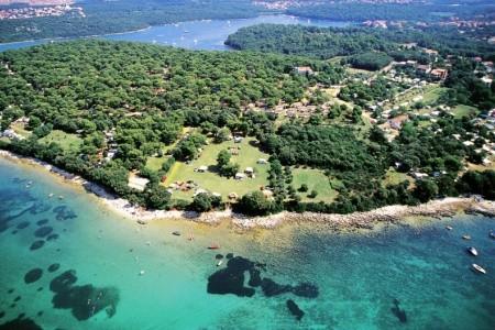Camping Arena Indije, Chorvatsko, Istrie