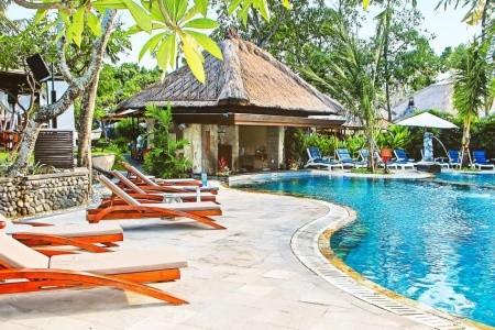 Legian Beach Hotel, Bali,