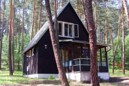 Chata Pod Bílým Kamenem, Česká republika, Střední Čechy