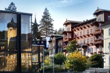 Lázeňský Hotel Terra - Hotely v Janských Lázních