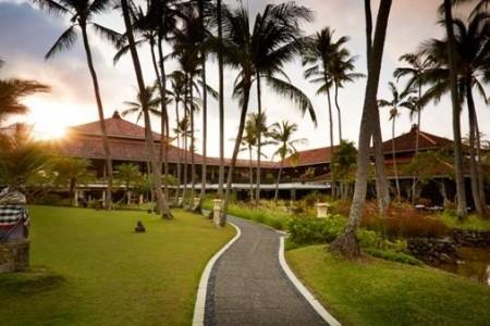 Melia Bali - The Garden Villas - first minute