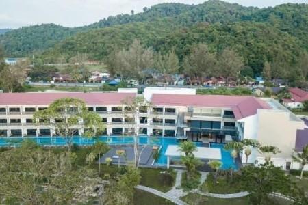 Camar Resort Langkawi Snídaně