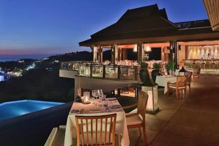 Pimalai Resort & Spa Snídaně