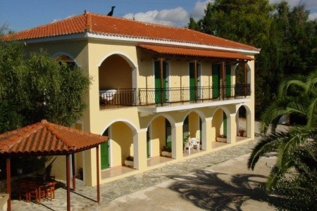 Four Seasons Studios Clever, Řecko, Zakynthos