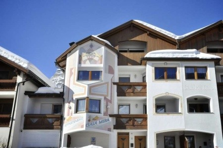 Ciasa Mira - Belaval Apartments - v dubnu