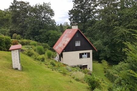 Chata Chřibská - Ubytování Severní Čechy