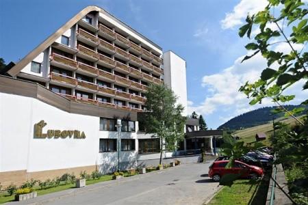 Hotel Ľubovňa - v listopadu