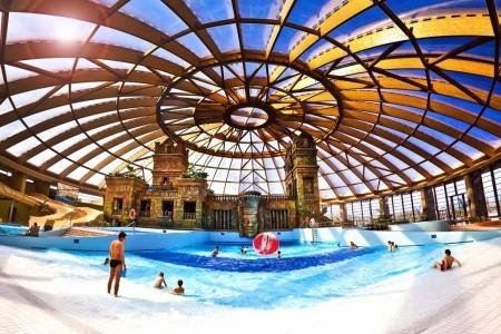 Budapešť, Aquaworld Resort S Wellness A Aquaparkem - Last Minute a dovolená