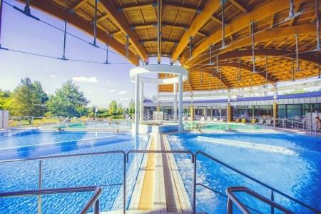 Bükfürdő, Hunguest Hotel Répce V Komplexu Lázní Buk S Wellness, Maďarsko, Termální Lázně