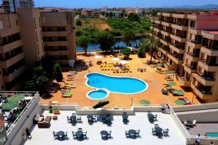 Playamar Hotel & Apartments, Španělsko, Mallorca