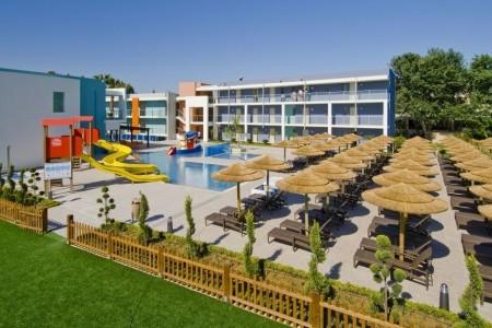 Hotel Blue Lagoon Garden, Řecko, Kos