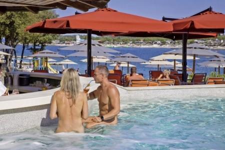 Naturist Resort Valalta (Appartements), Chorvatsko, Rovinj