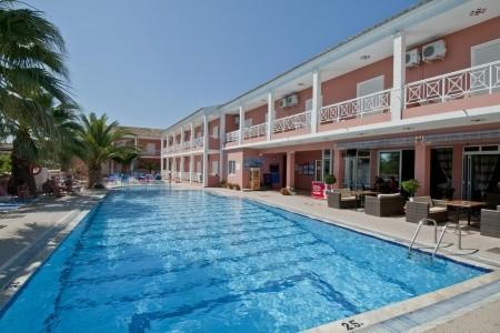 Angelina Hotel & Apartments - Řecko letecky z Bratislavy