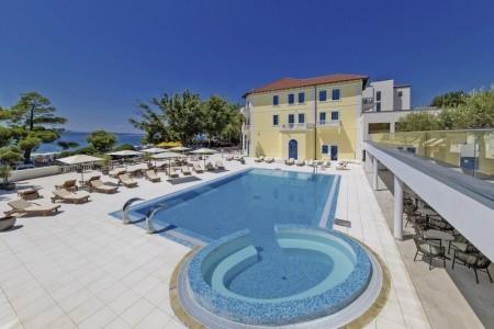 Hotel Esplanade - v září