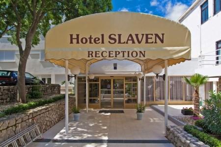 Hotel Slaven - letní dovolená u moře